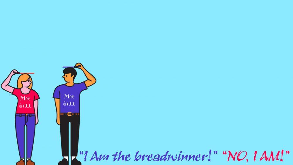 I AM the Breadwinner