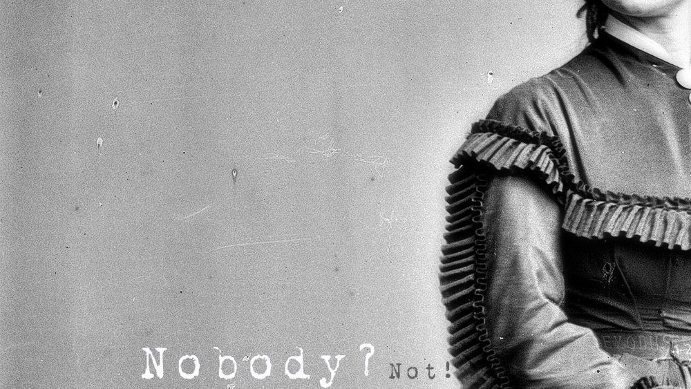 Nobody NOT