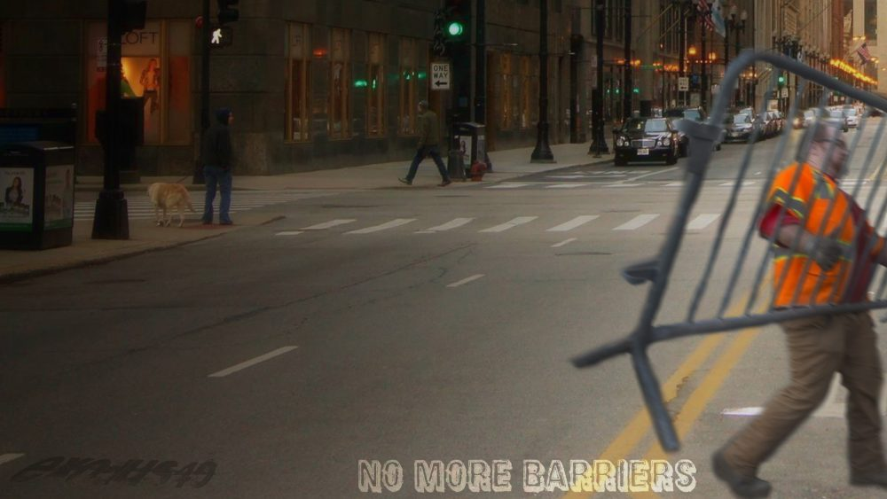 No More Barriers